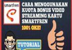 Apa Itu Bonus Kuota Streaming Smartfren & Cara Menggunakannya