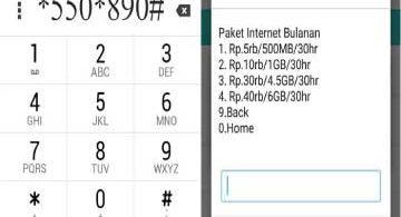 Cara Mengembalikan Paket Internet Murah Telkomsel Yang Hilang