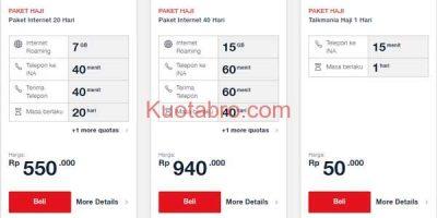 Paket Internet Haji & Umroh Telkomsel
