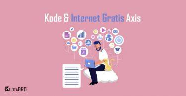 Kode Rahasia Internet Gratis Axis