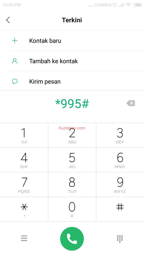 cara cek nomor smartfren yang sudah tidak aktif