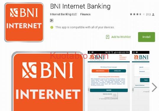 3 Cara Daftar BNI Internet Banking + Cara Aktivasi dan ...