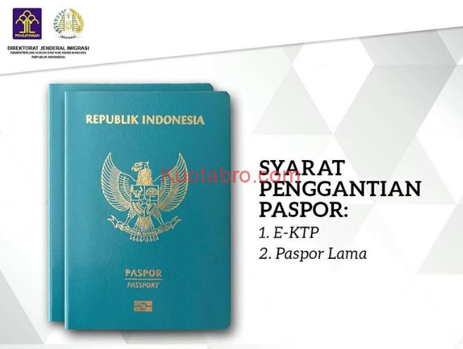 3 Cara Perpanjang Paspor Secara Online Informasi Biayanya