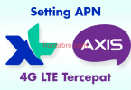setting apn axis unlimited