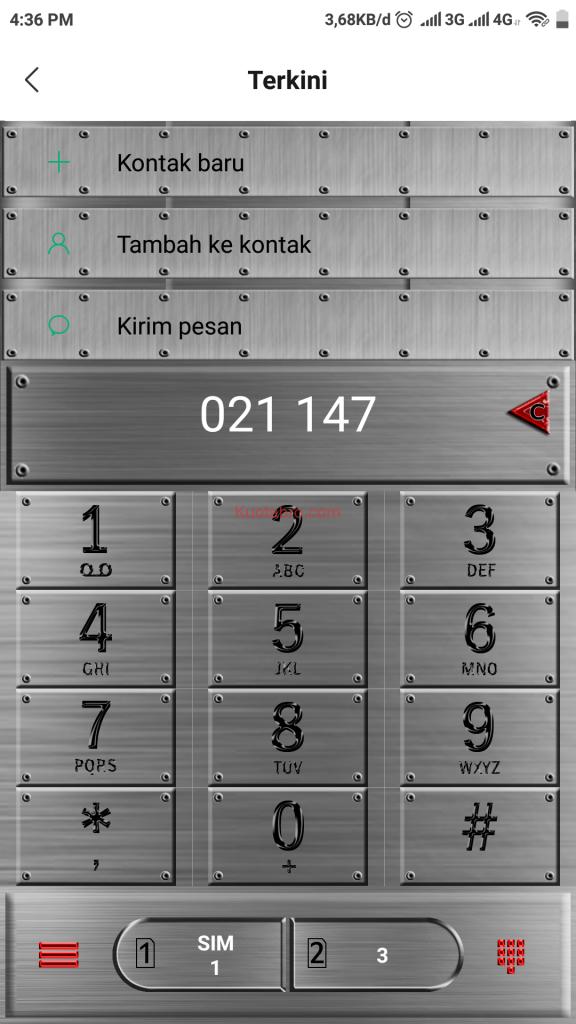 cek tagihan telkom
