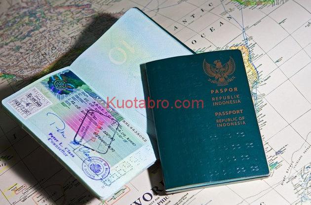 daftar e paspor