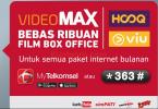 telkomsel video max