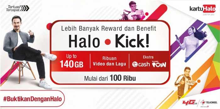 Apa itu Paket Halo Kick