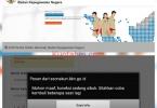Website SSCN BKN Tidak bisa dibuka