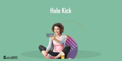 4 Jenis Paket Halo Kick, Harga dan Cara Mengaktifkannya