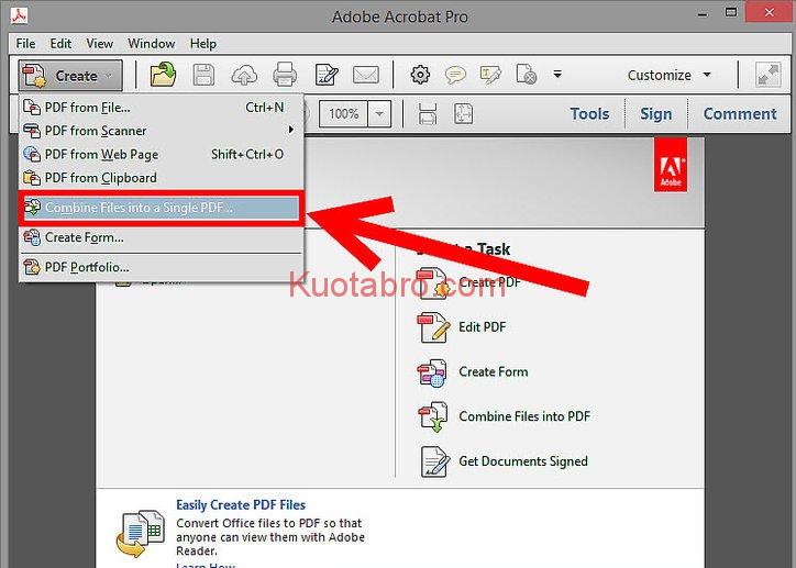 10 Cara Menggabungkan File Pdf Jadi Satu Dengan Mudah Dan Cepat