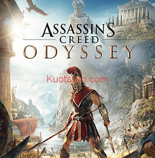35 Game PC Terbaik Sepanjang Masa, Online dan Offline - Assassin's Creed Odyssey