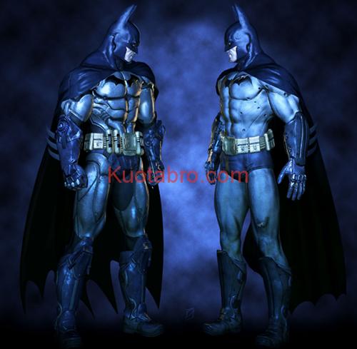 35 Game PC Terbaik Sepanjang Masa, Online dan Offline - Batman Arkham Asylum