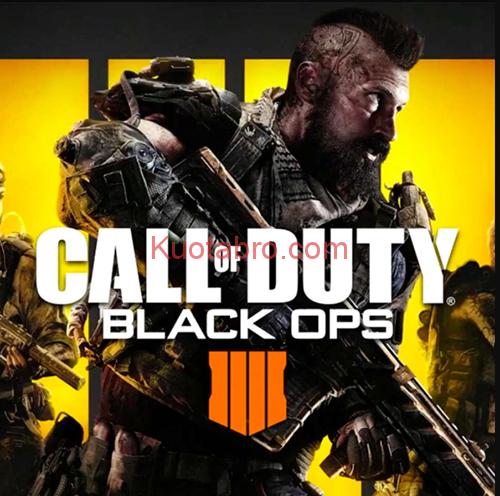 35 Game PC Terbaik Sepanjang Masa, Online dan Offline - Call of Duty Black Ops 4