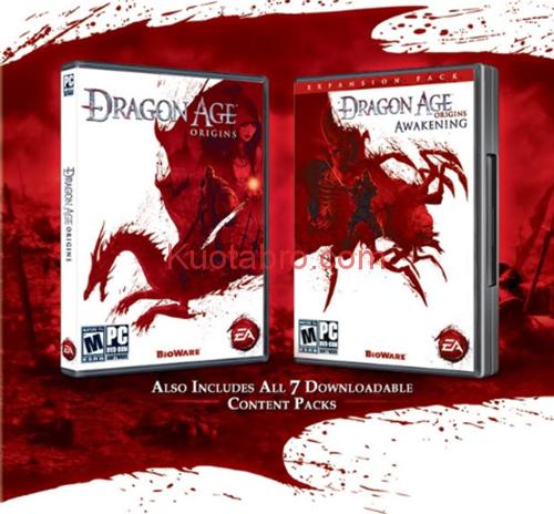 35 Game PC Terbaik Sepanjang Masa, Online dan Offline - Dragon Age Origins