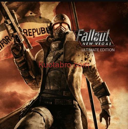 35 Game PC Terbaik Sepanjang Masa, Online dan Offline - Fallout New Vegas