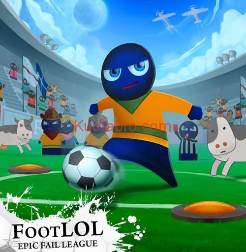 35 Game PC Terbaik Sepanjang Masa, Online dan Offline - FootLOL Epic Fail League