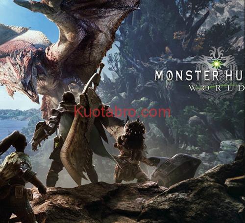 35 Game PC Terbaik Sepanjang Masa, Online dan Offline - Monster Hunter World