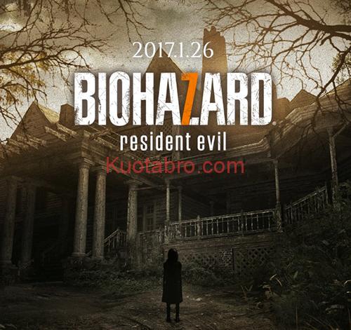 35 Game PC Terbaik Sepanjang Masa, Online dan Offline - Resident Evil 7 Biohazard