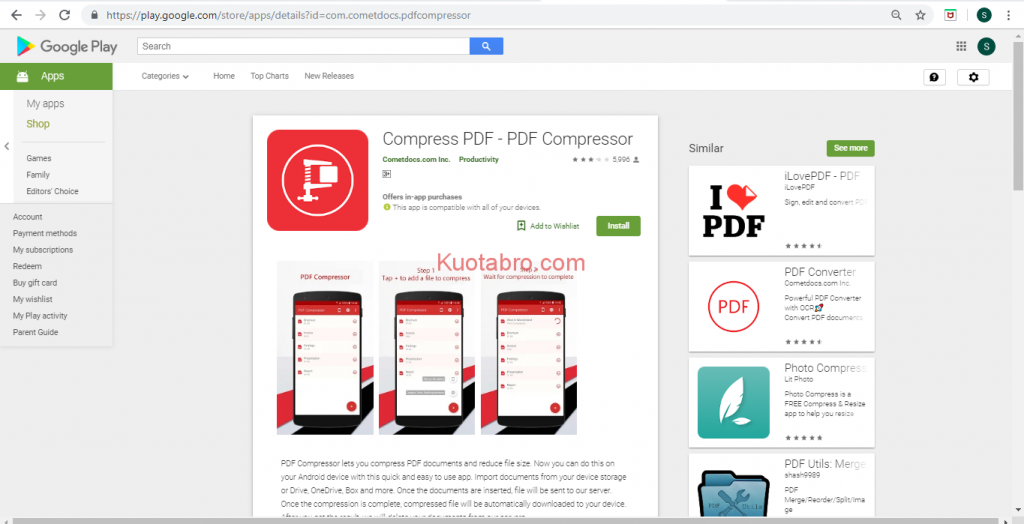 Aplikasi Untuk Mengecilkan File Pdf