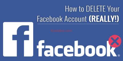 Cara Menghapus Akun Facebook, Hapus Permanen & Sementara