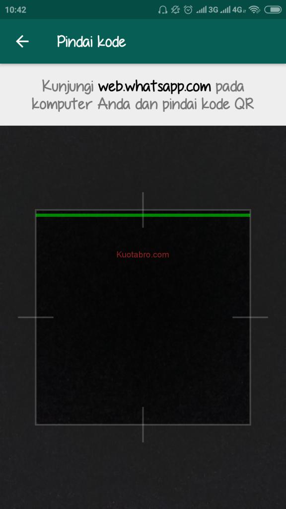 Cara Menggunakan WA Web dengan Benar, Ikuti Tutorial Ini - wa web scan