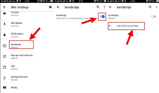 Cara Menghilangkan Iklan di Chrome pada HP Android - 4 6