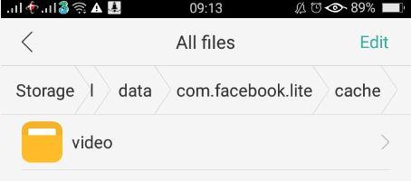 Cara Download Video di Facebook Lite - 8 1