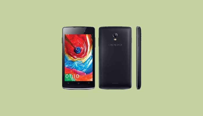 Firmware Oppo R1001 Original via Flashtool