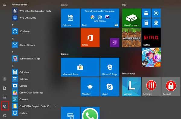 Aktivasi Windows 10 Pro