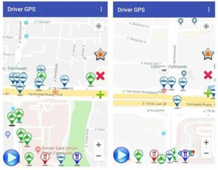 Aplikasi Driver XGPS