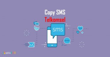 Cara Copy SMS Telkomsel