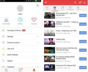 Cara Download Lagu dari Youtube Menggunakan Vidmate