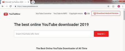 Cara Download Youtube Jadi MP3 di PC Menggunakan Youtubnow