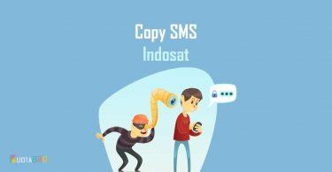 Copy SMS Indosat