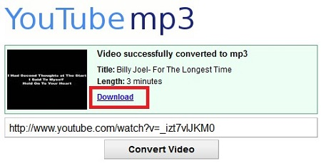 Download Lagu MP3 Dari Youtube di Laptop via Youtube-MP3.org