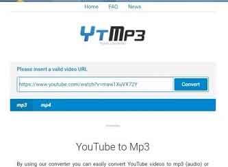Download Lagu MP3 Dari Youtube di Laptop via ytmp3.cc