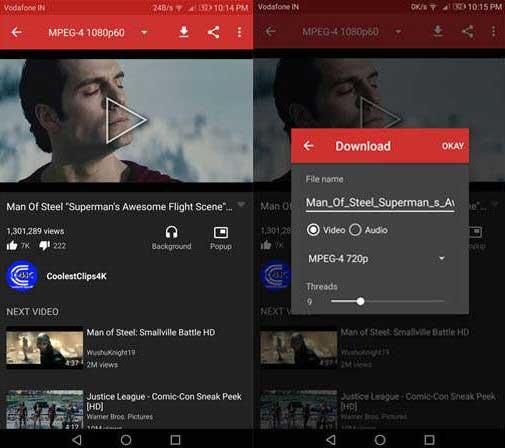 Download MP3 dari Youtube di HP dengan Aplikasi NewPipe
