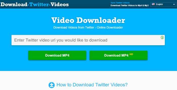 Cara Download Video Twitter via Downloadtwittervideo.com