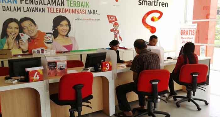 Layanan Call Center Smartfren