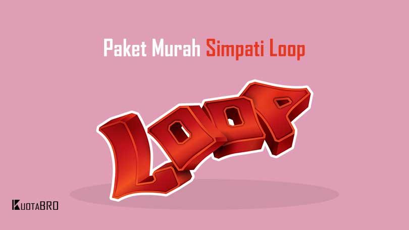 Paket Murah Simpati Loop