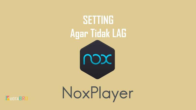 Setting Nox Mobile Legends Agar Tidak Lag