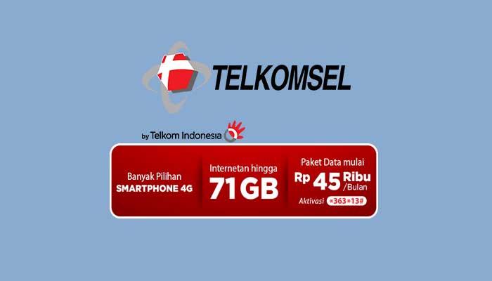 Telkomsel Murah Kuota Besar
