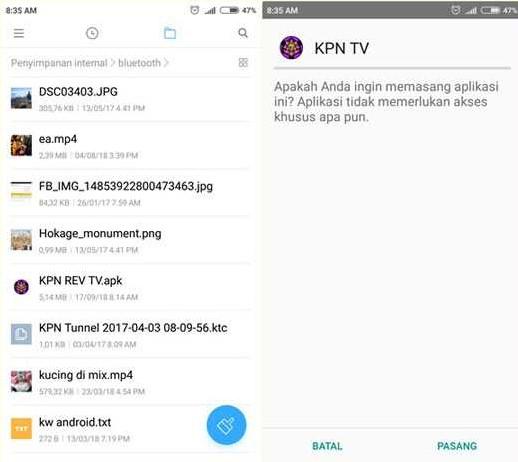 apa itu KPN TV