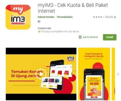 aplikasi My Im3
