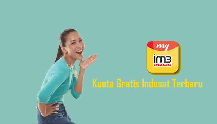 Kuota Gratis Indosat