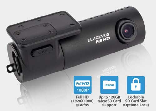 Blackvue Car Blackbox DR450-1CH