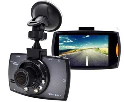 HD DVR HD1080 Car Dashcam
