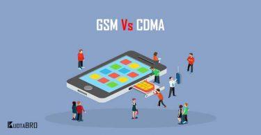 Apa Itu GSM dan CDMA