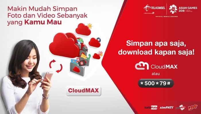Apa itu CloudMAX Telkomsel